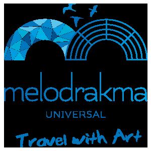 Melodrakma Universal Logo