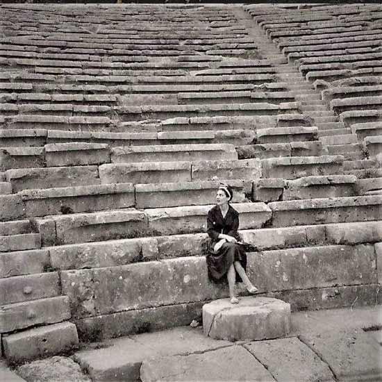Greece & Theater